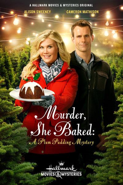 Christmas Cookies Hallmark.Murder She Baked A Plum Pudding Mystery